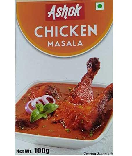 Ashok Chicken Masala 100 GMS.