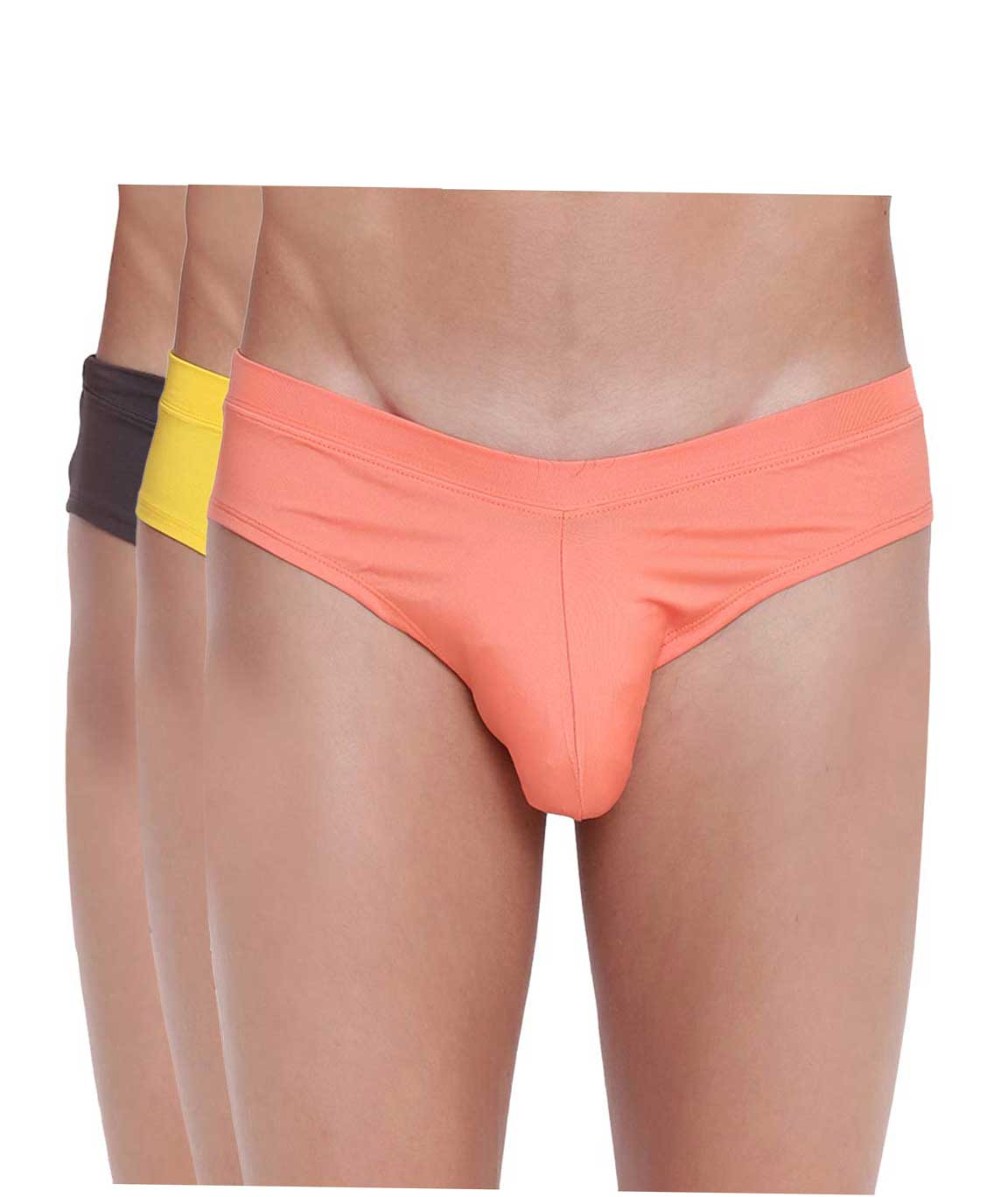 BASIICS Fanboy Style Brief by La Intimo (Pack of 3)