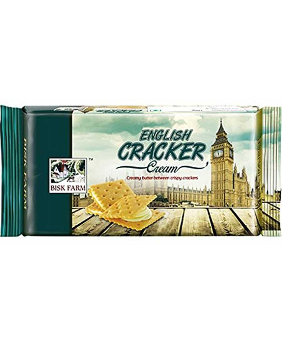 Bisk Farm English Cracker Creme