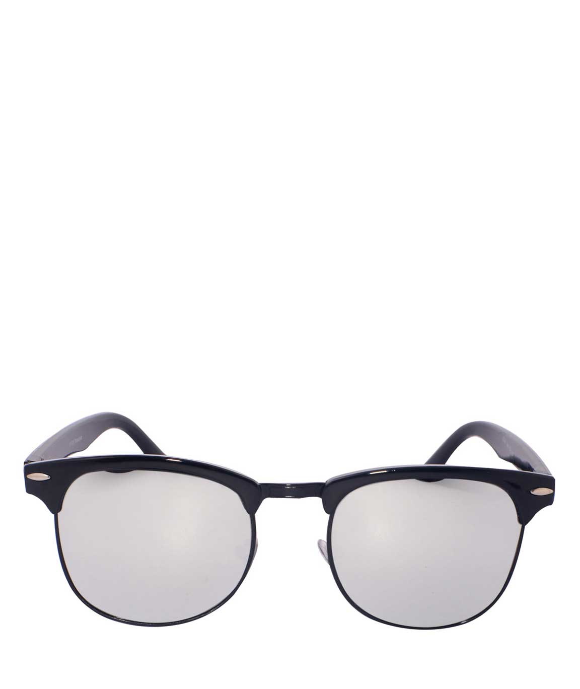 BLACK GREY WAYFARER