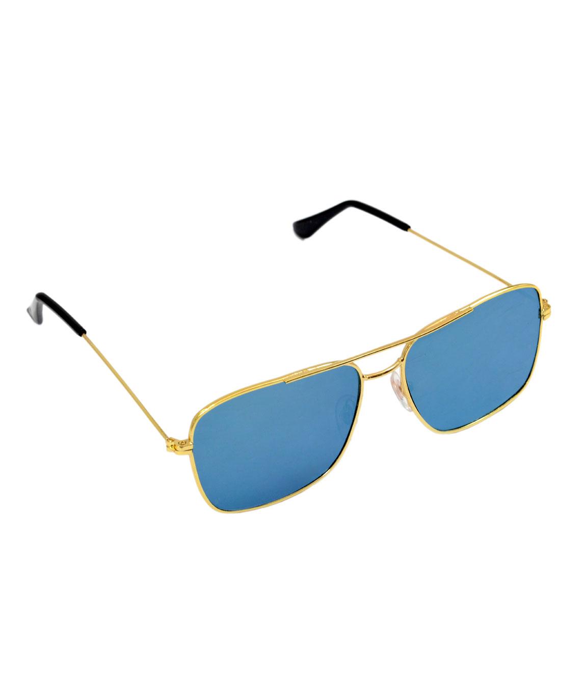 BLUE GOLDEN RECTANGLE