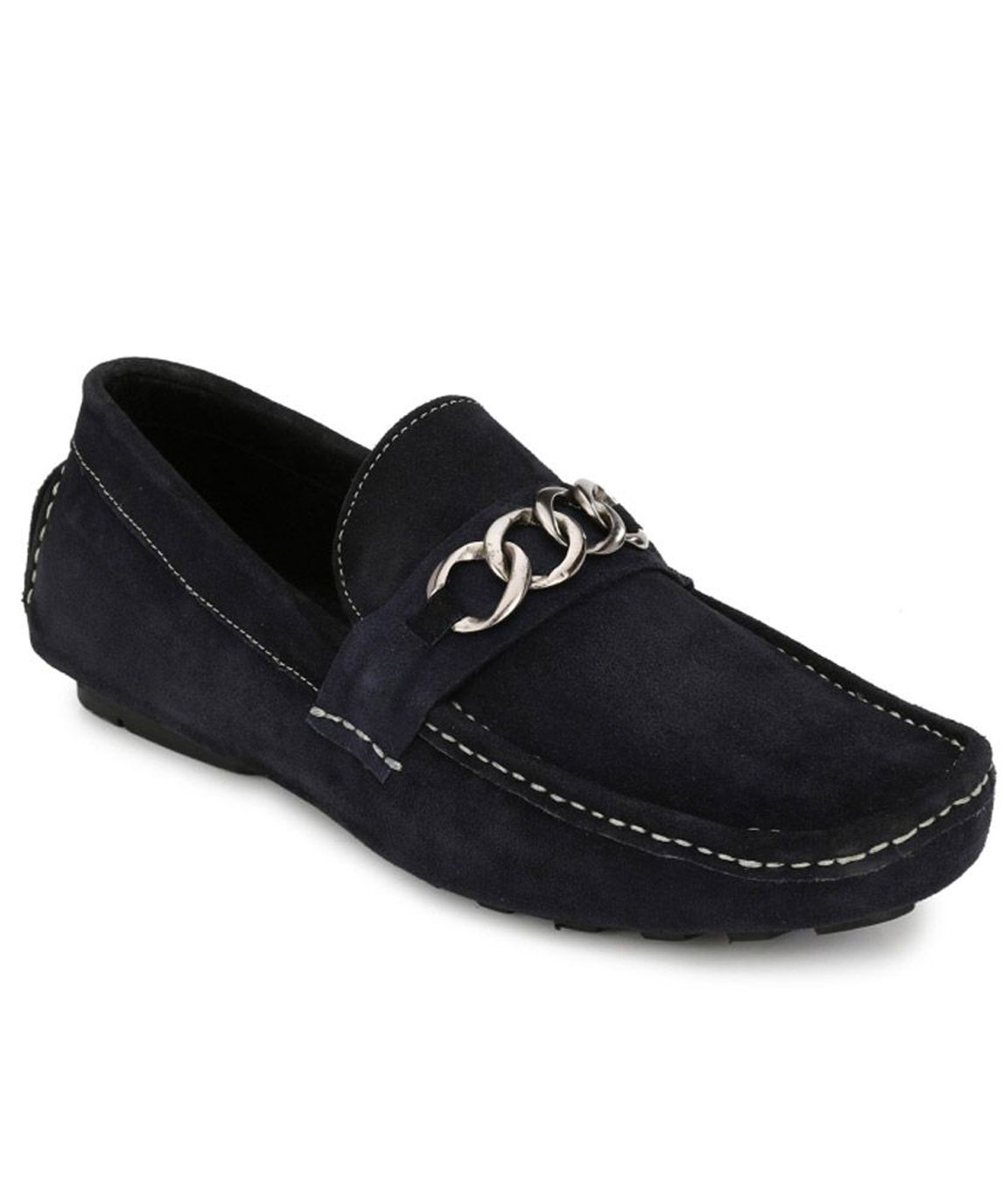 Boggy Confort Black Loafer