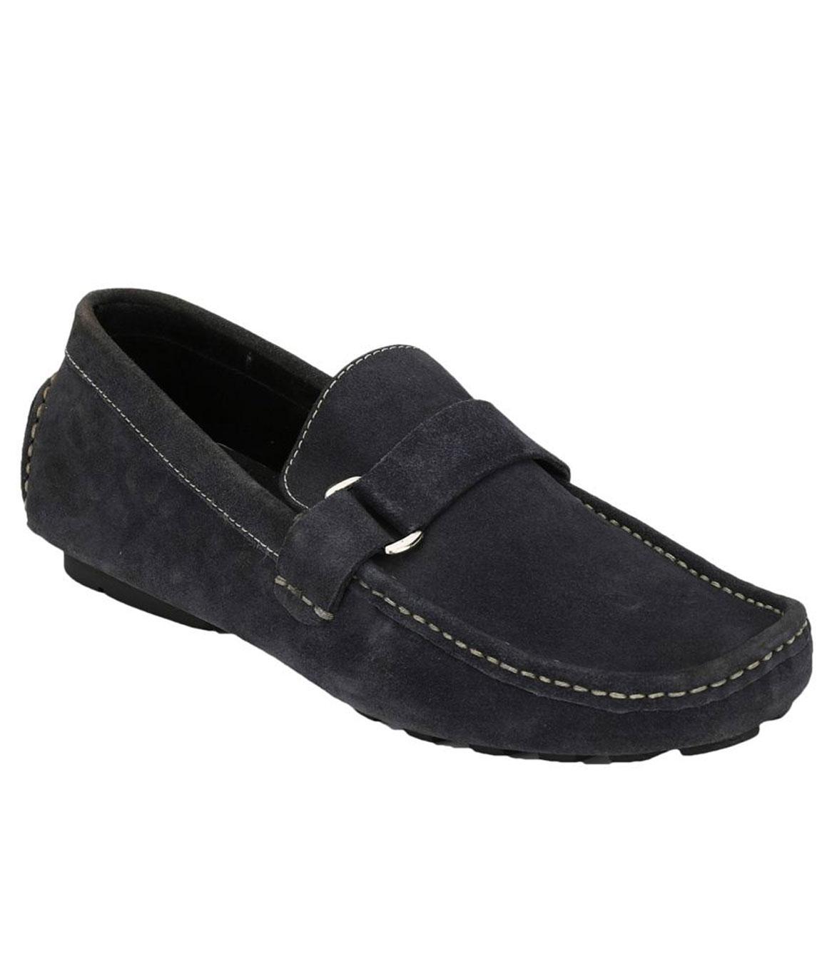Boggy Confort Blue Loafer