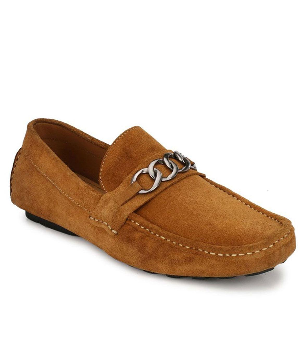 Boggy Confort Tan Loafer