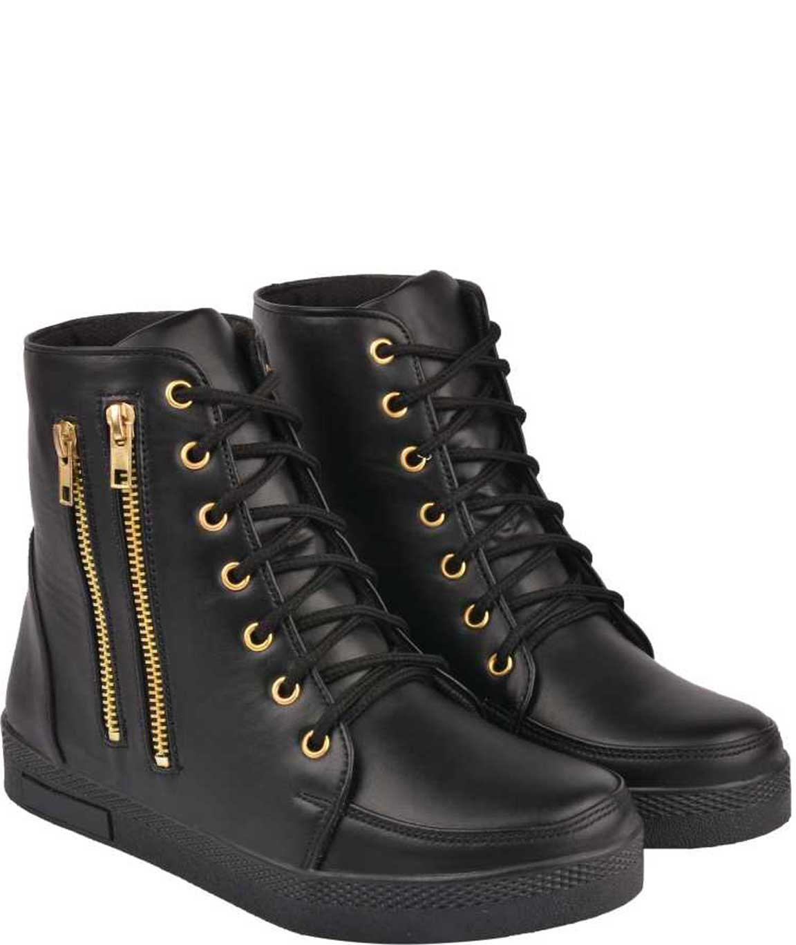 BOOT FOR WOMEN ( BLACK )