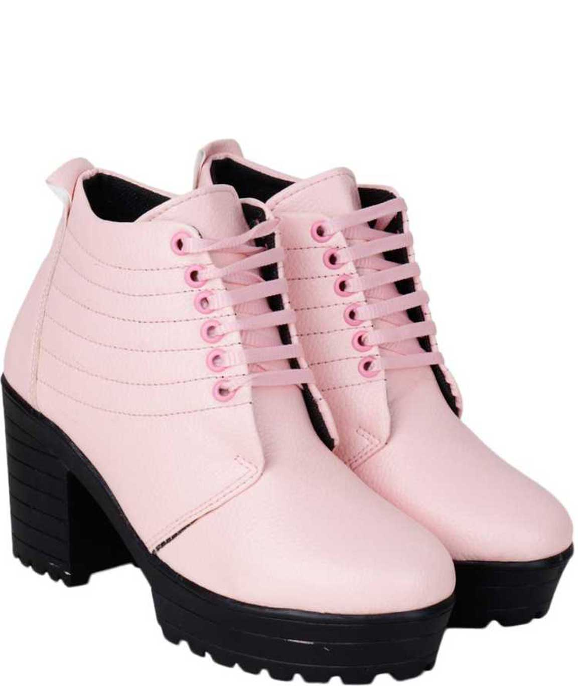 BOOT FOR WOMEN (PINK)