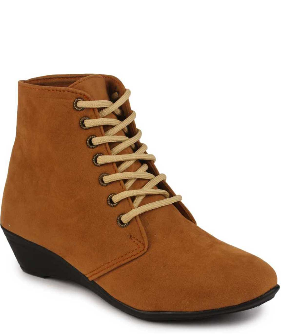 BOOT FOR WOMEN (TAN)
