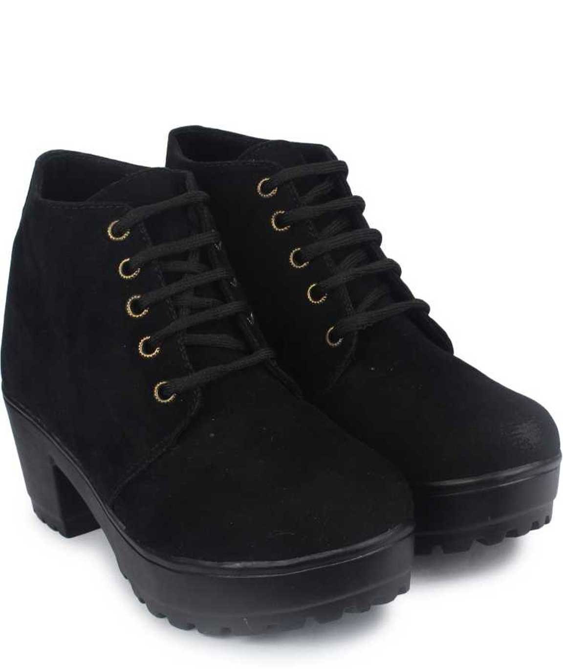 BOOTS FOR WOMEN ( BLACK-Z )
