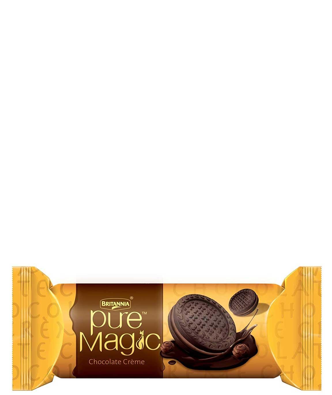 Britannia Pure Magic Chocolate Cream, 100g