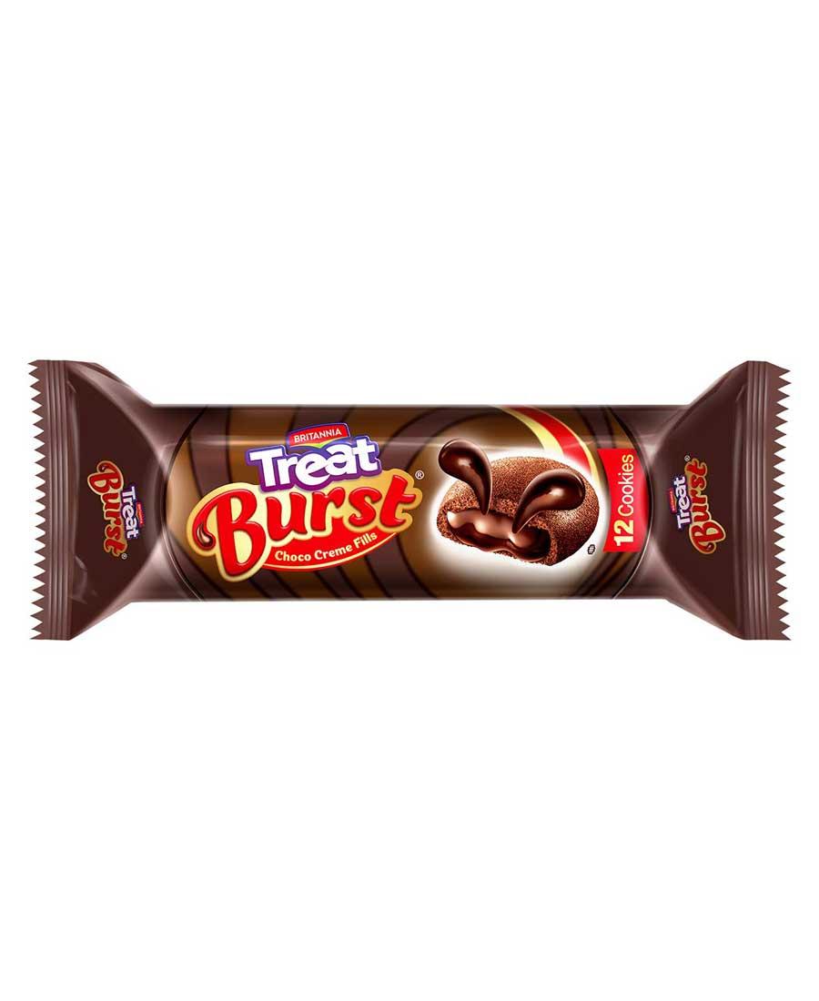 Britannia Treat Burst Cookies