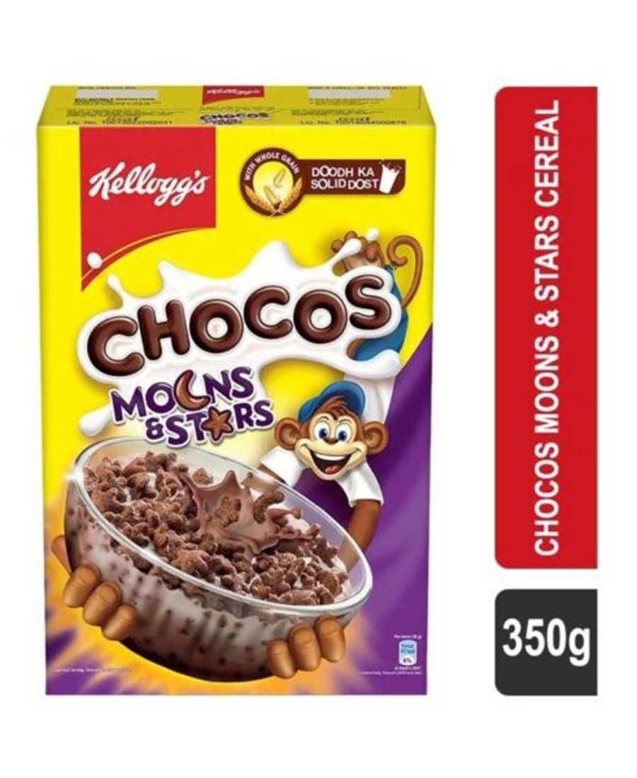 Kelloggs Chocos Moon and Stars