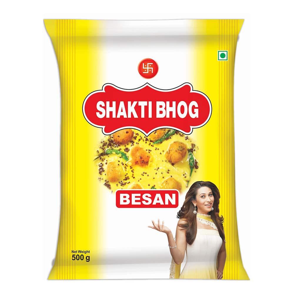 SHAKTI BHOG BESAN 500GM