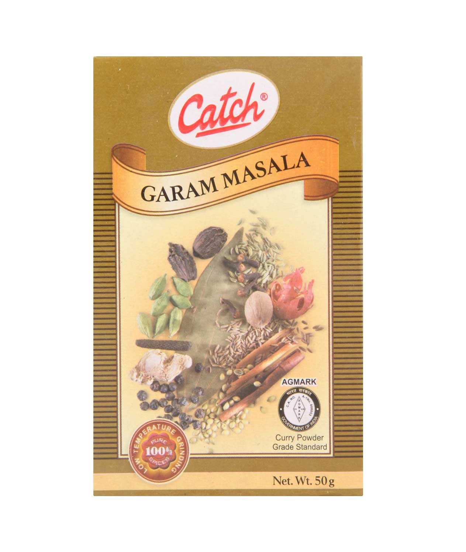 Catch Powder, Garam Masala, 50g Carton