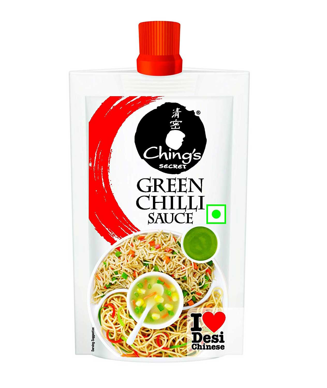Ching`s Green Chilli Sauce, 90g