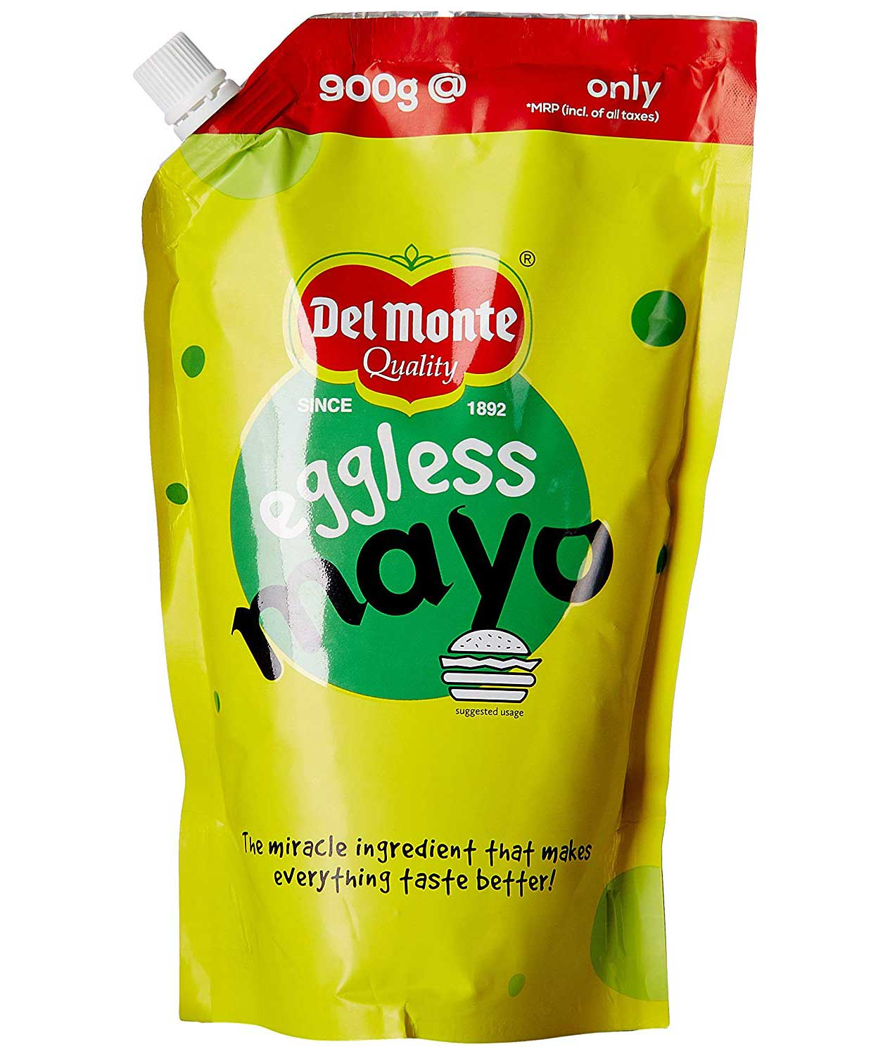 Del Monte Eggless Mayonnaise 900g