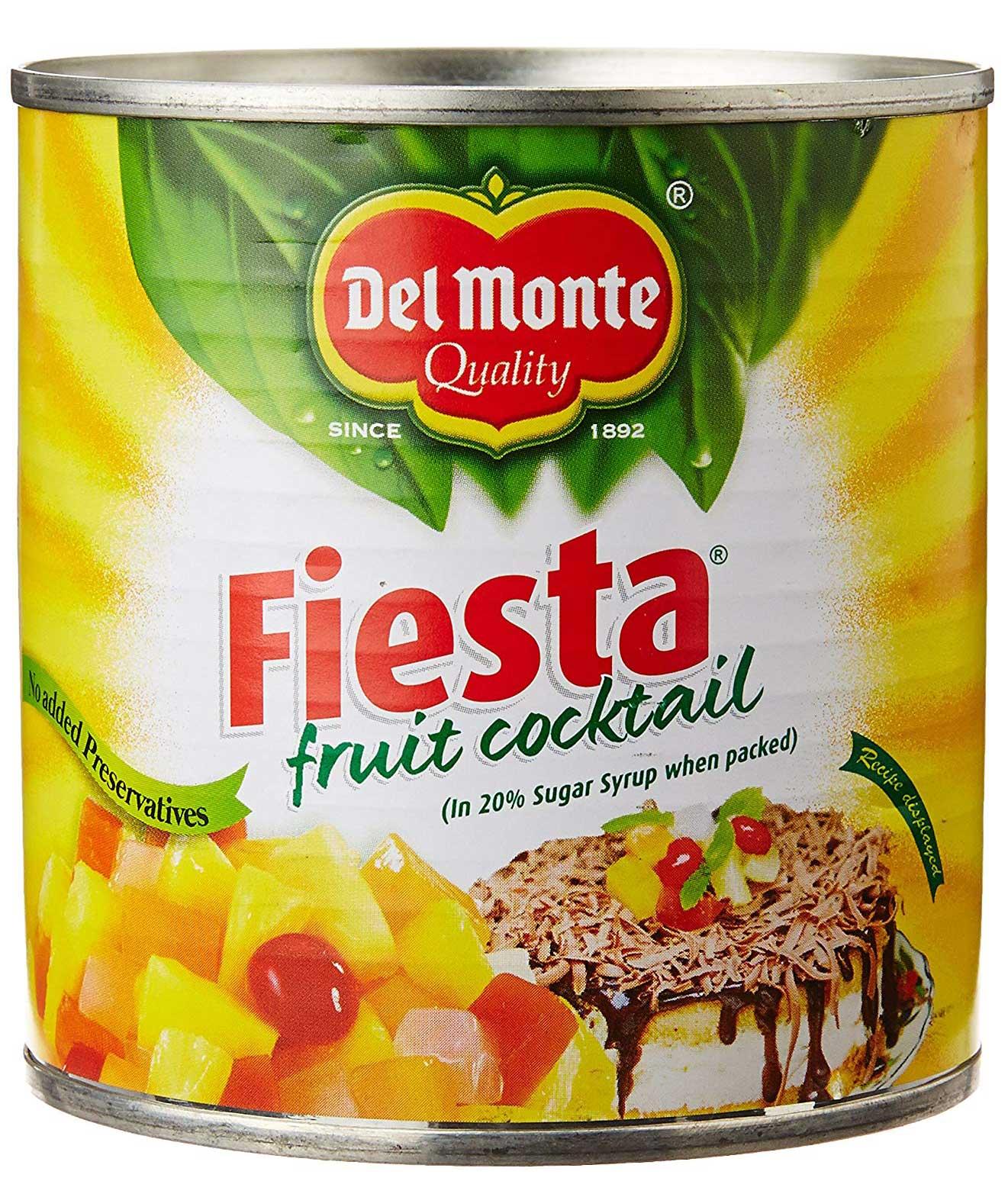 Del Monte Fruit Cocktail, 439g