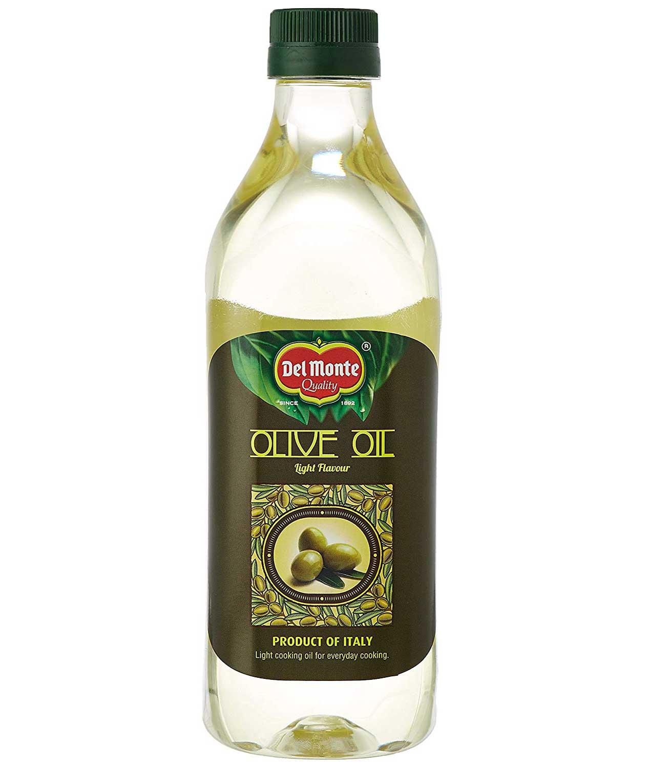 Del Monte Light Olive Oil Pet Bottle, 1L