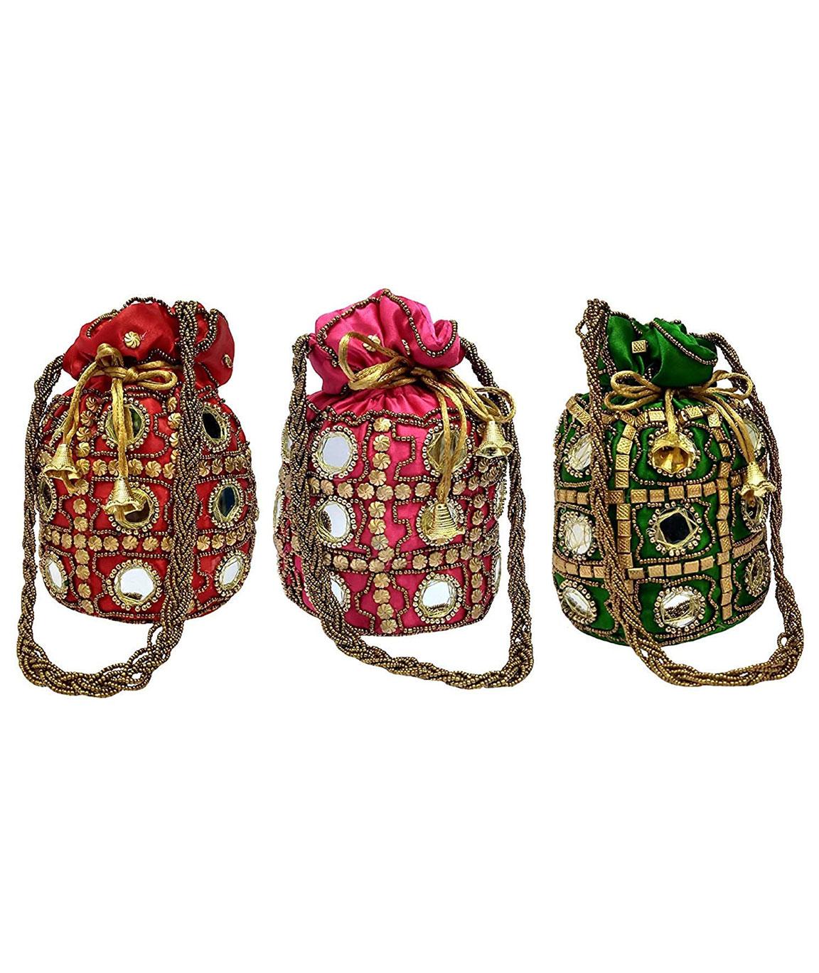 DN Enterprises Latest & Attractive Potli Bags For Women Fancy Potli Bags For Women