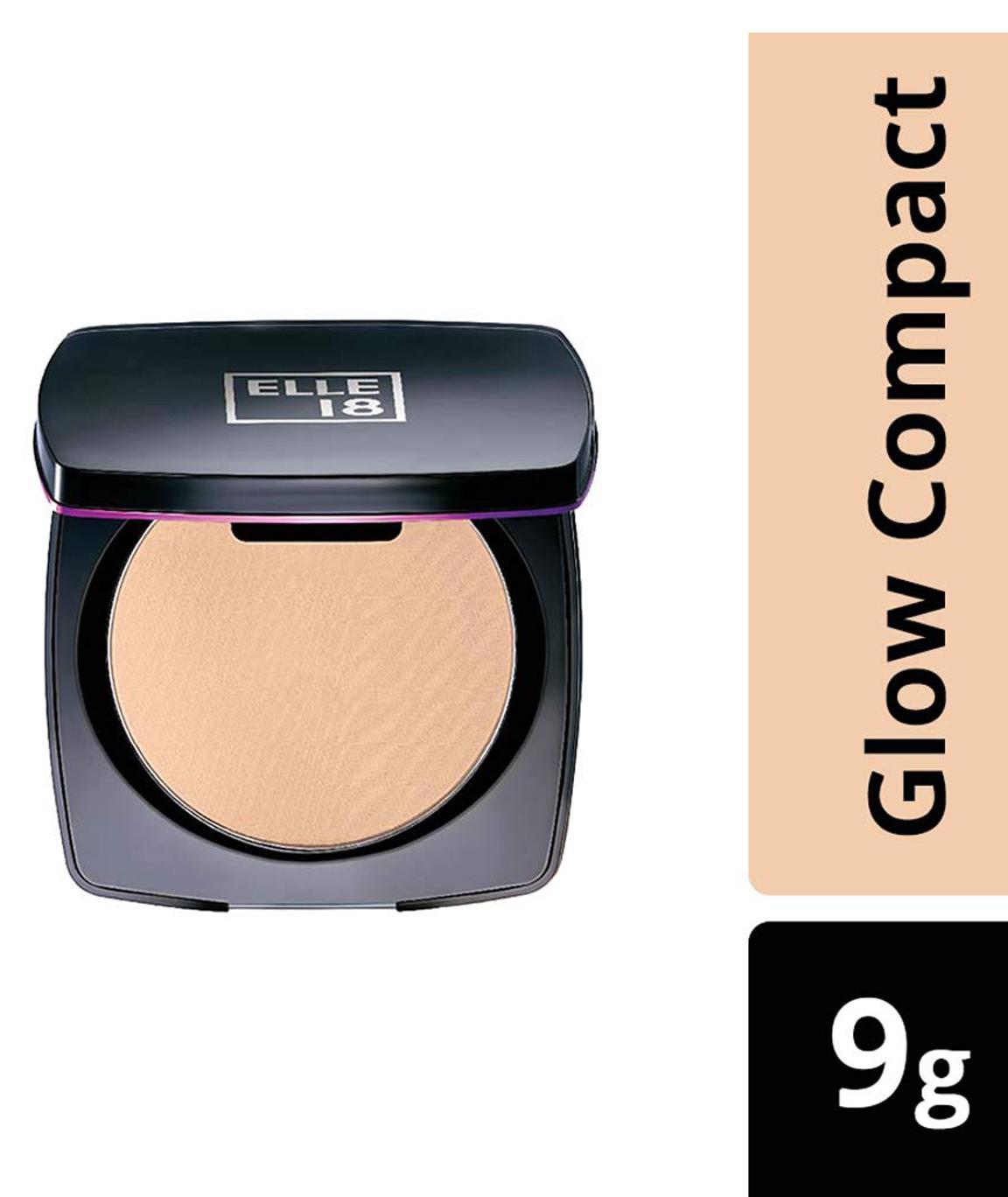Elle 18 Lasting Glow Compact Pearl 9 g