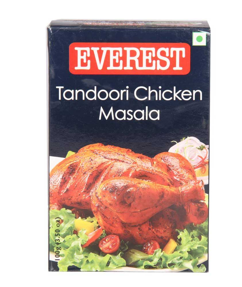 Everest Masala Powder - Tandoori Chicken, 100g Carton