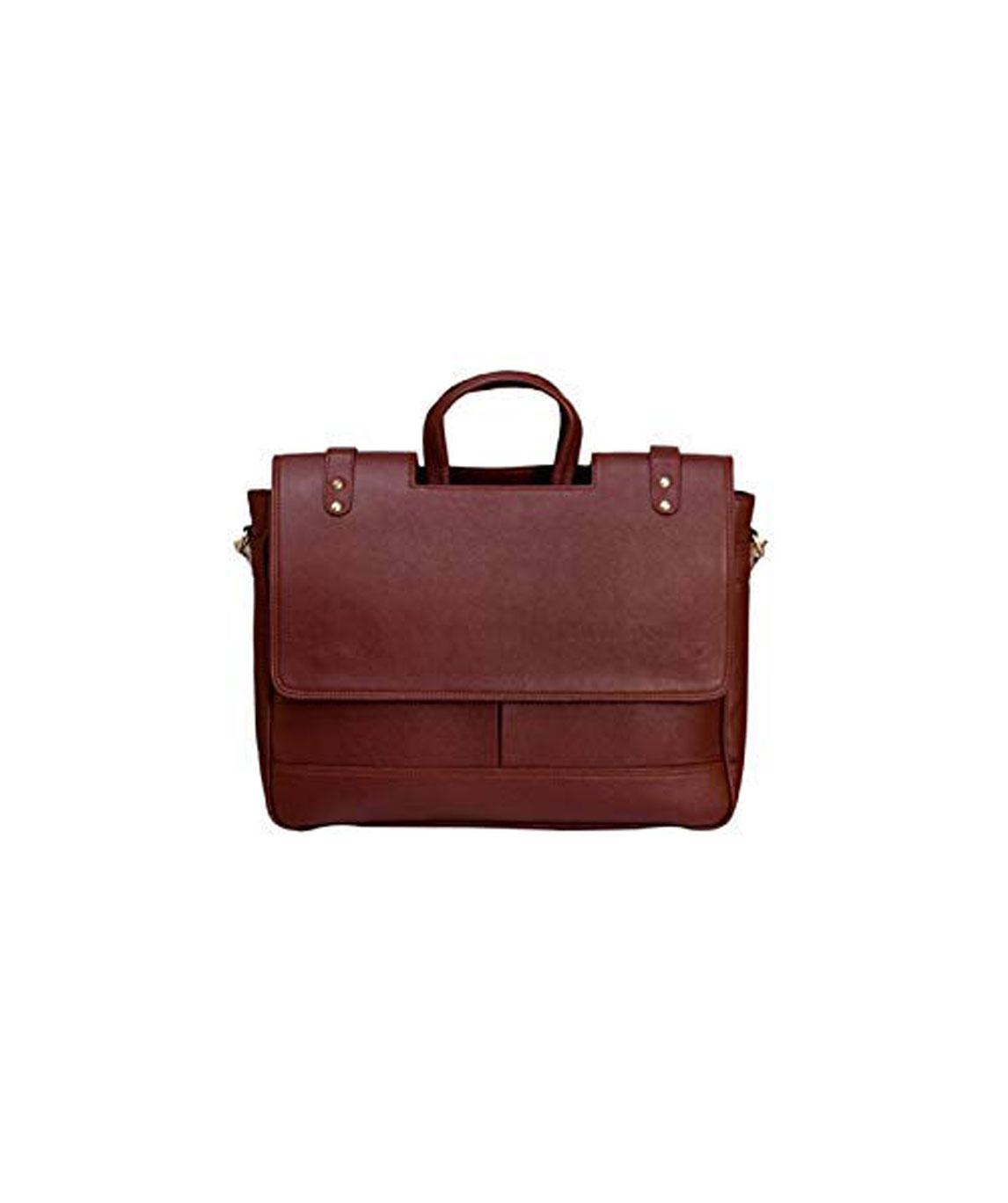 Faisal Raza Bag 15.6 inch Expandable Laptop Backpack 30 L Backpack (Messenger::Brown)