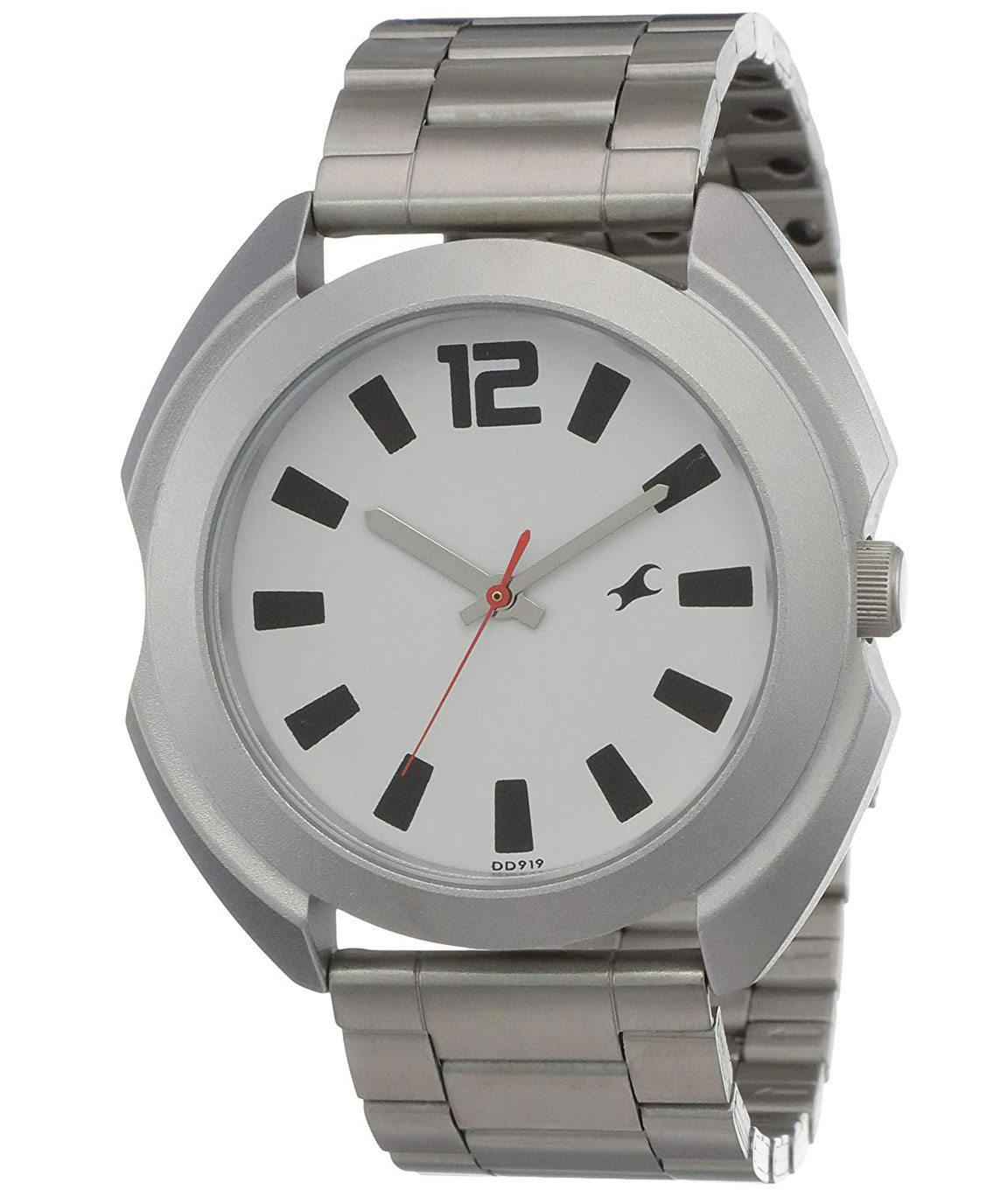 Fastrack Casual Analog Multi-Colour Dial Men`s Watch