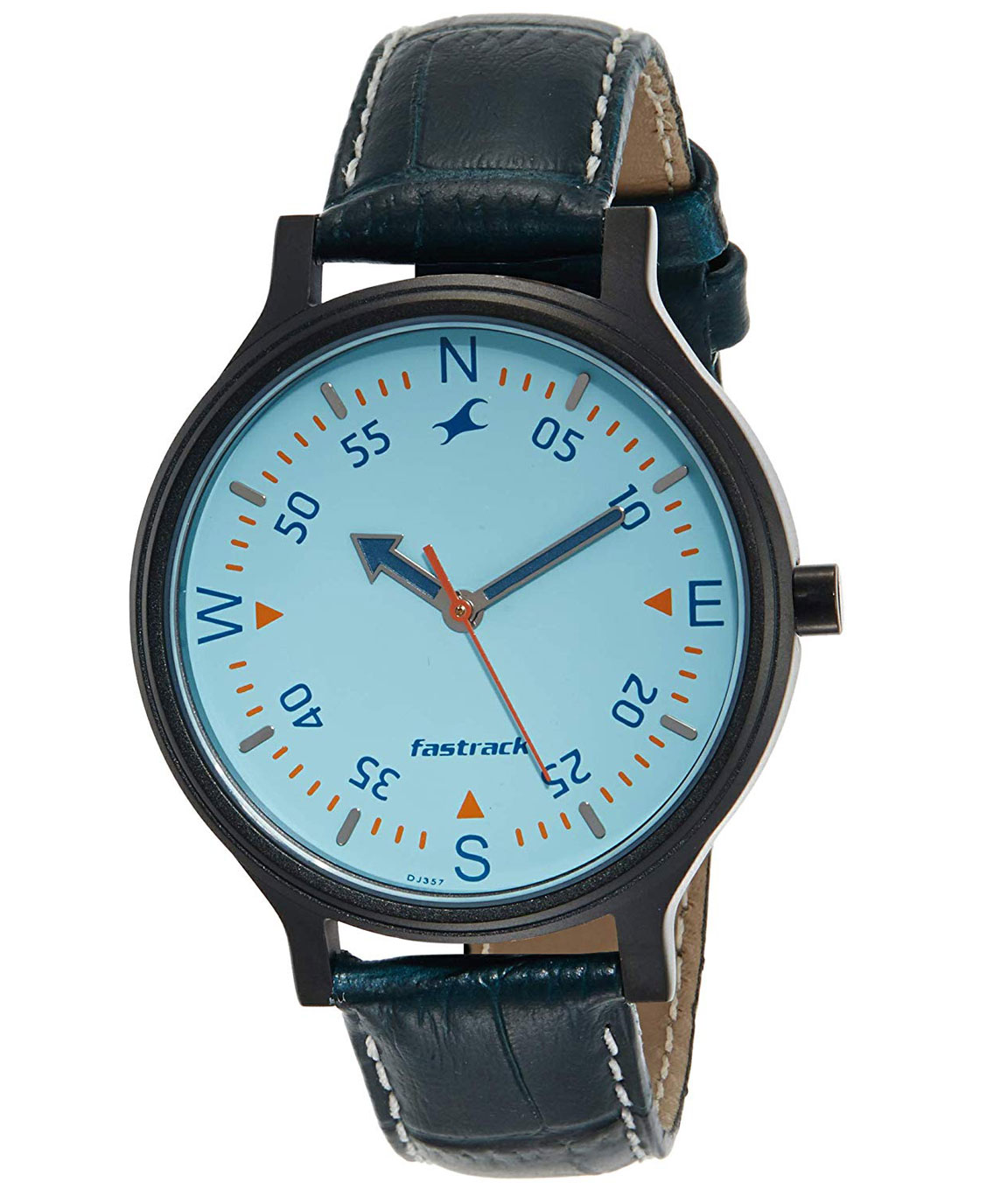 Fastrack Road Trip Analog White Dial Women`s Watch
