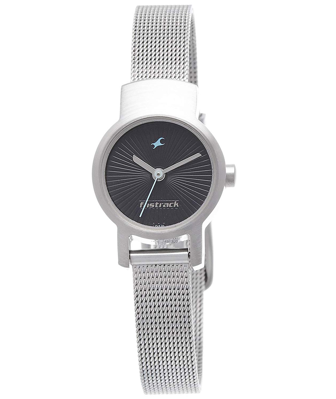 Fastrack Upgrade-Core Analog Black Dial Women`s Watch