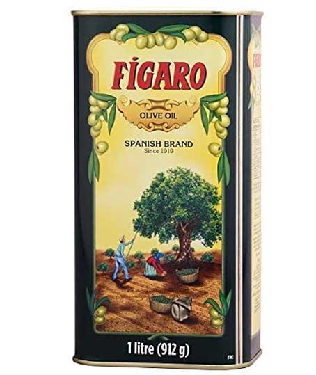 Figaro Aceite De Oliva Tin 200ml (200)