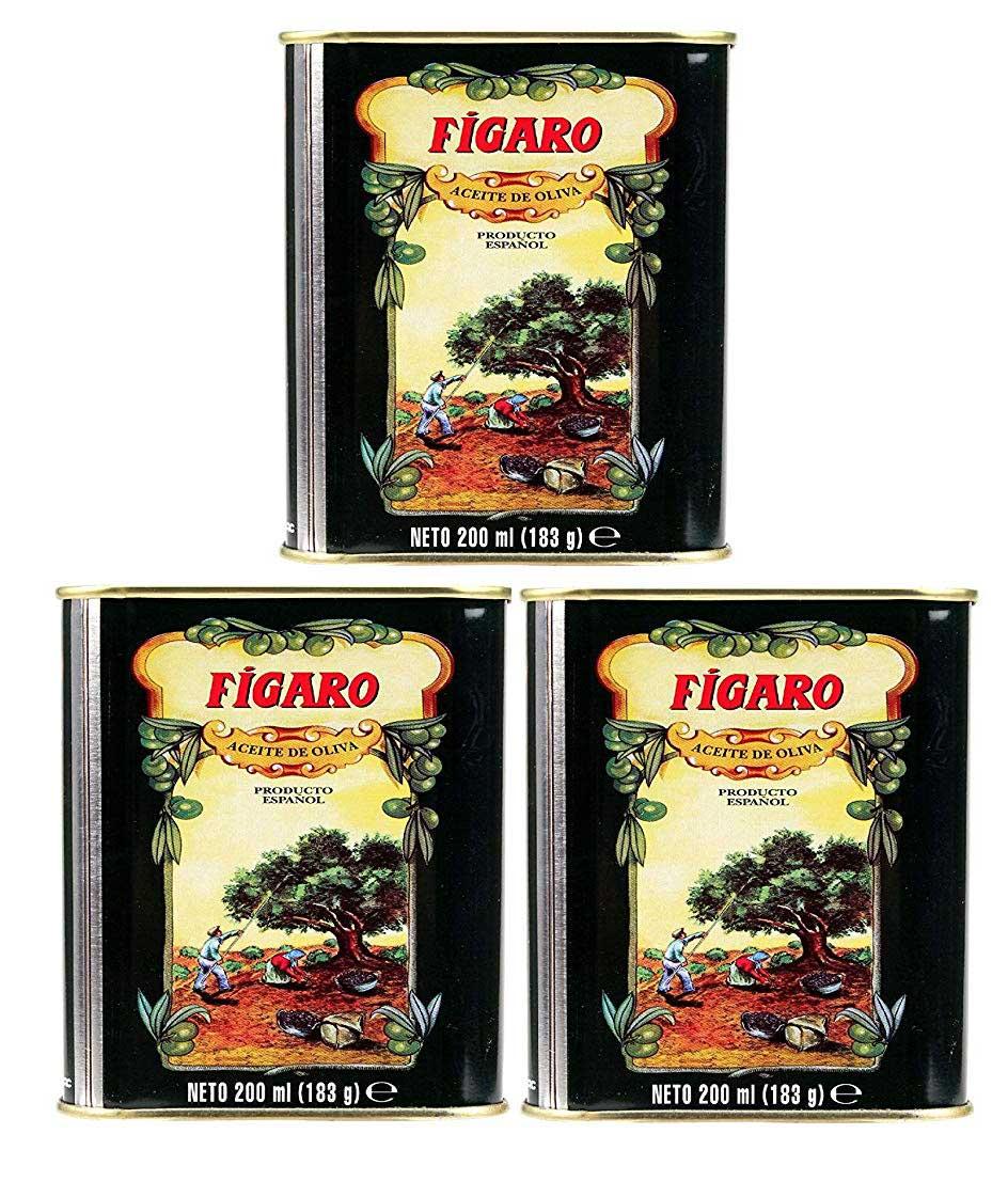 Figaro Olive Oil 200mL (Set of 3)