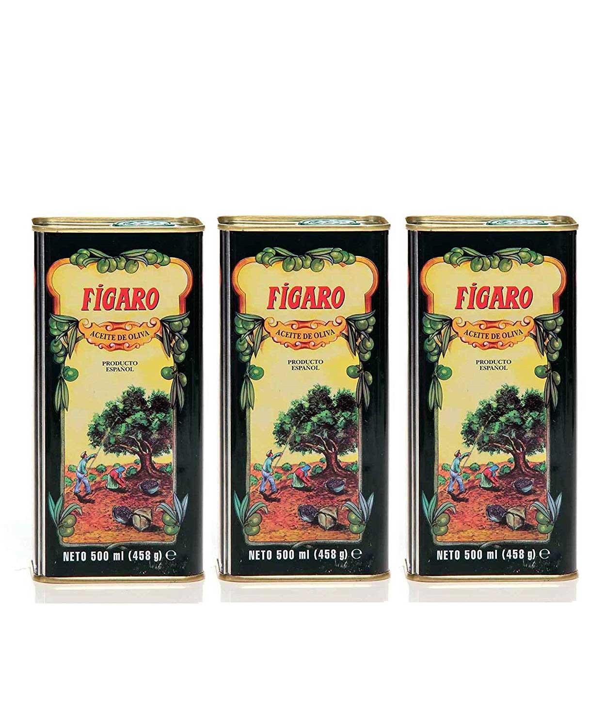 Figaro Olive Oil 500mL (Set of 3)