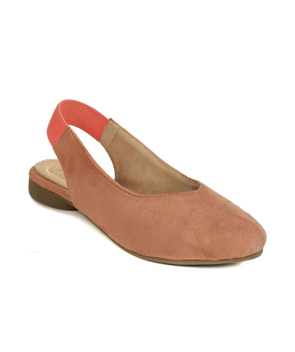 Flomo Women`s Pink Resin Casual Sandals
