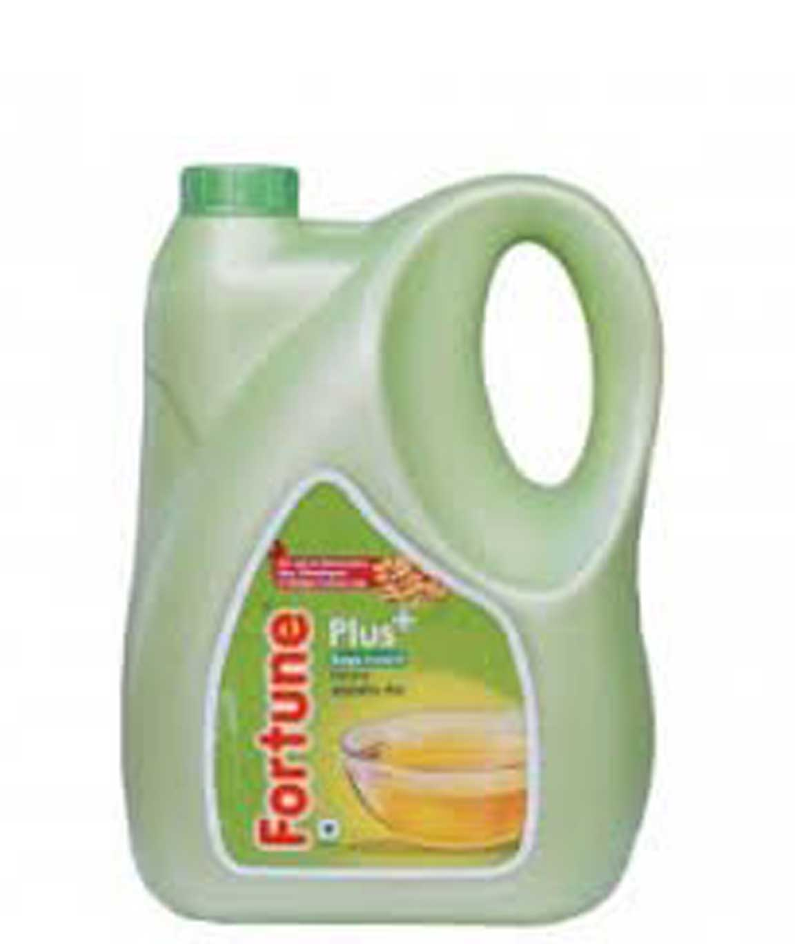 Fortune Plus Refind Soyabean Oil 5 Lit.