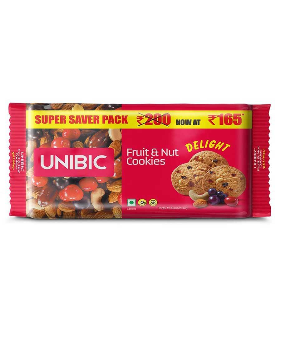 Unibic Fruit & Nut Cookies