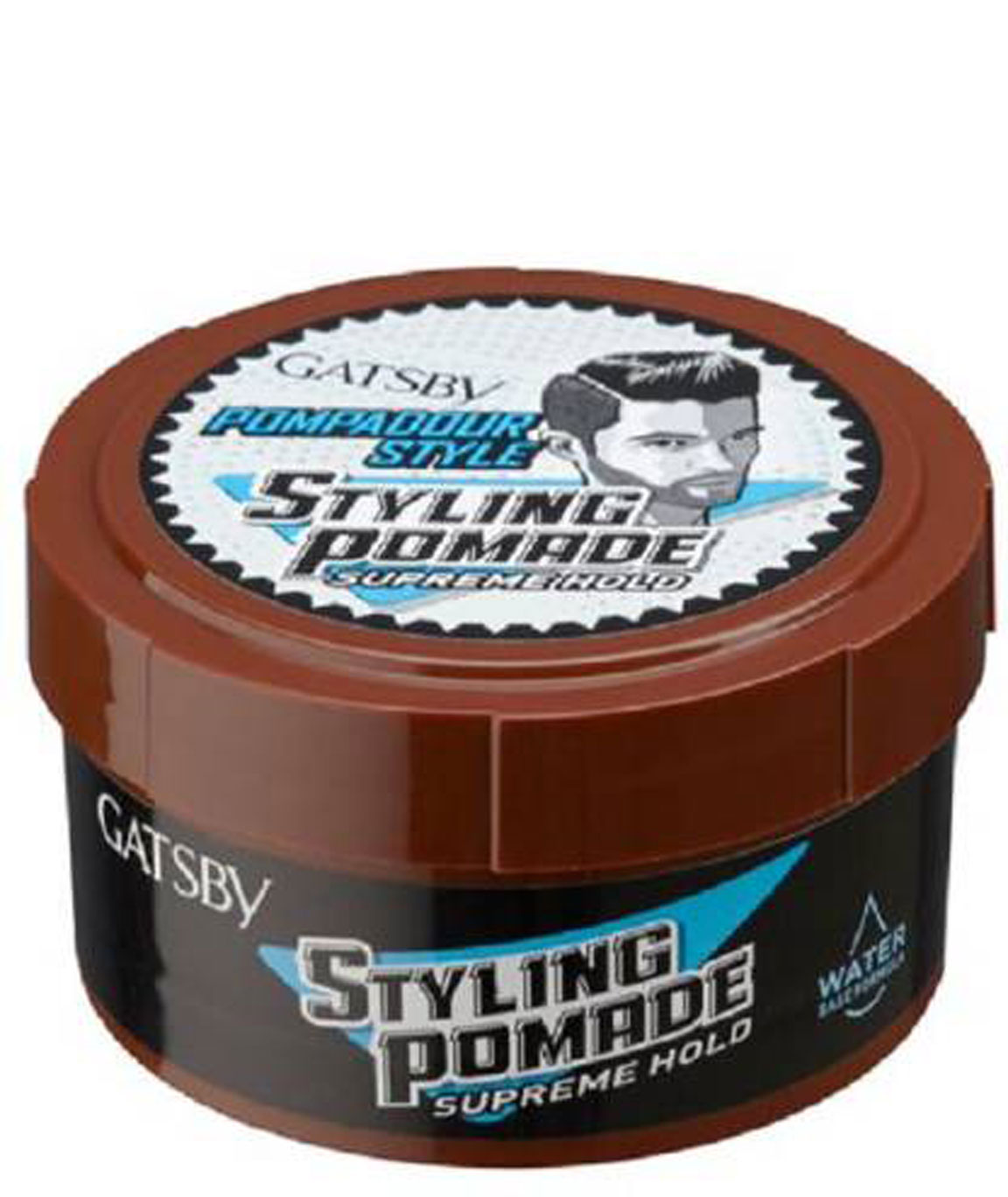 GATSBY STYLING POMADE SUPREME HOLD CLAY (75 G)