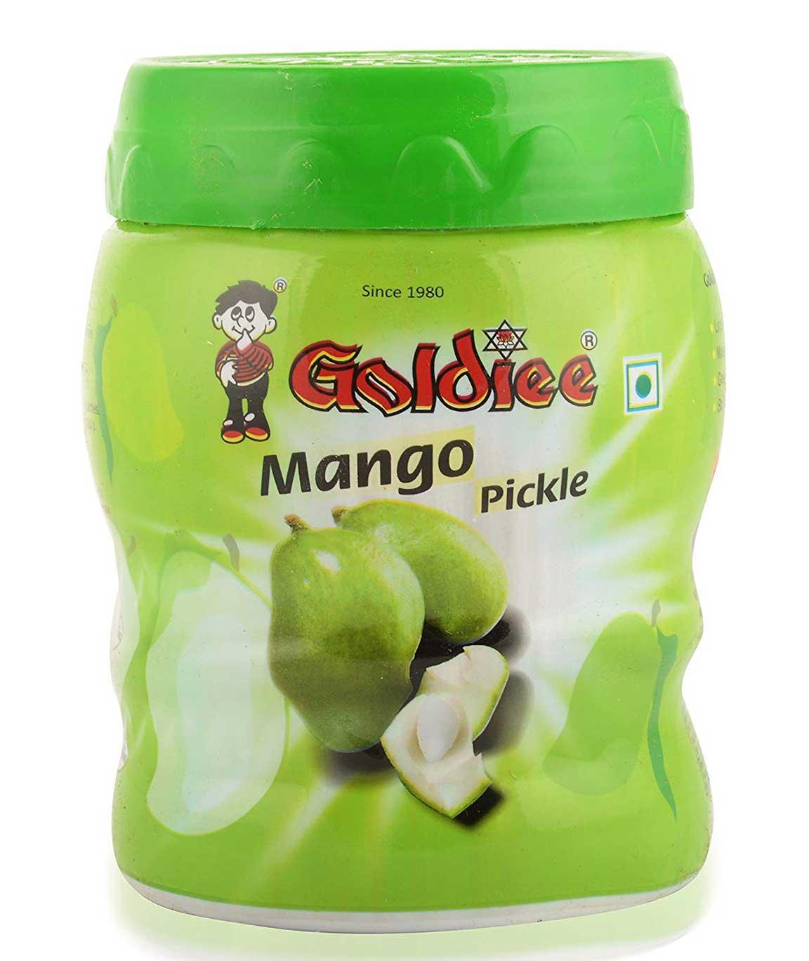 Goldiee Specialty Pickles- Mango, 1kg