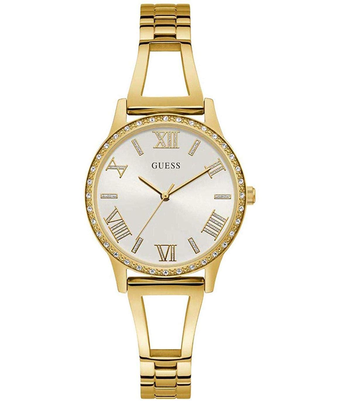 Guess Gold Toned Women`s Watch