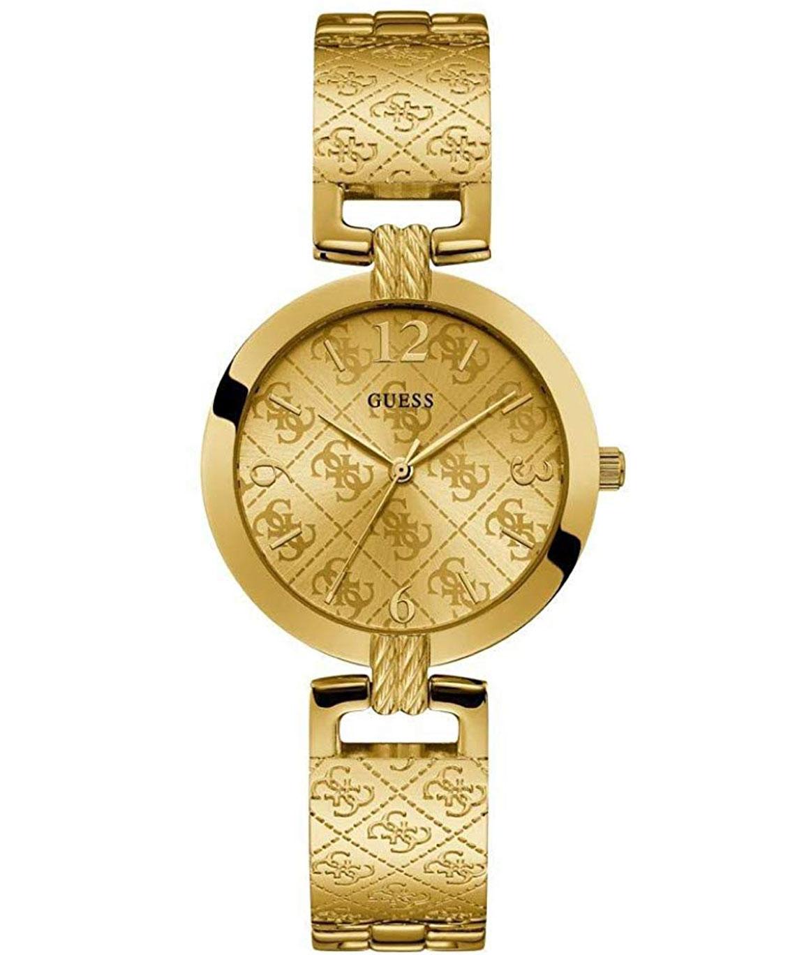Guess Gold Women`s Watch