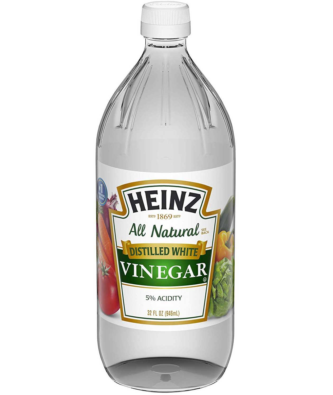 Heinz All Natural Distilled White Vinegar 946Ml