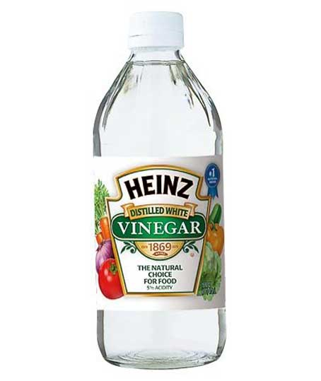 Heinz Distilled White Vinegar The All Natural Choice For Food 473ml