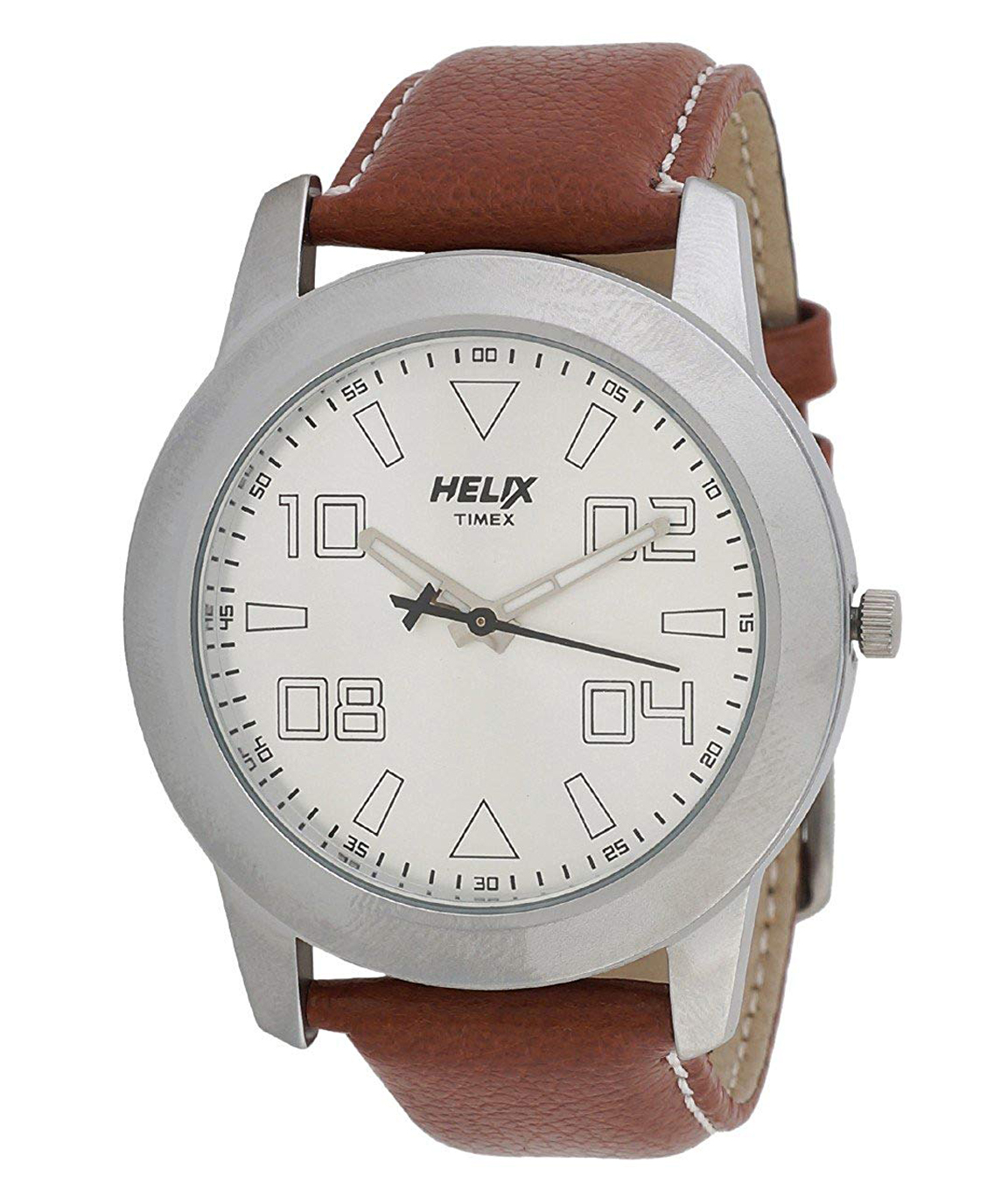 Helix Analog Mother of Pearl Dial Men`s Watch-TW028HG00