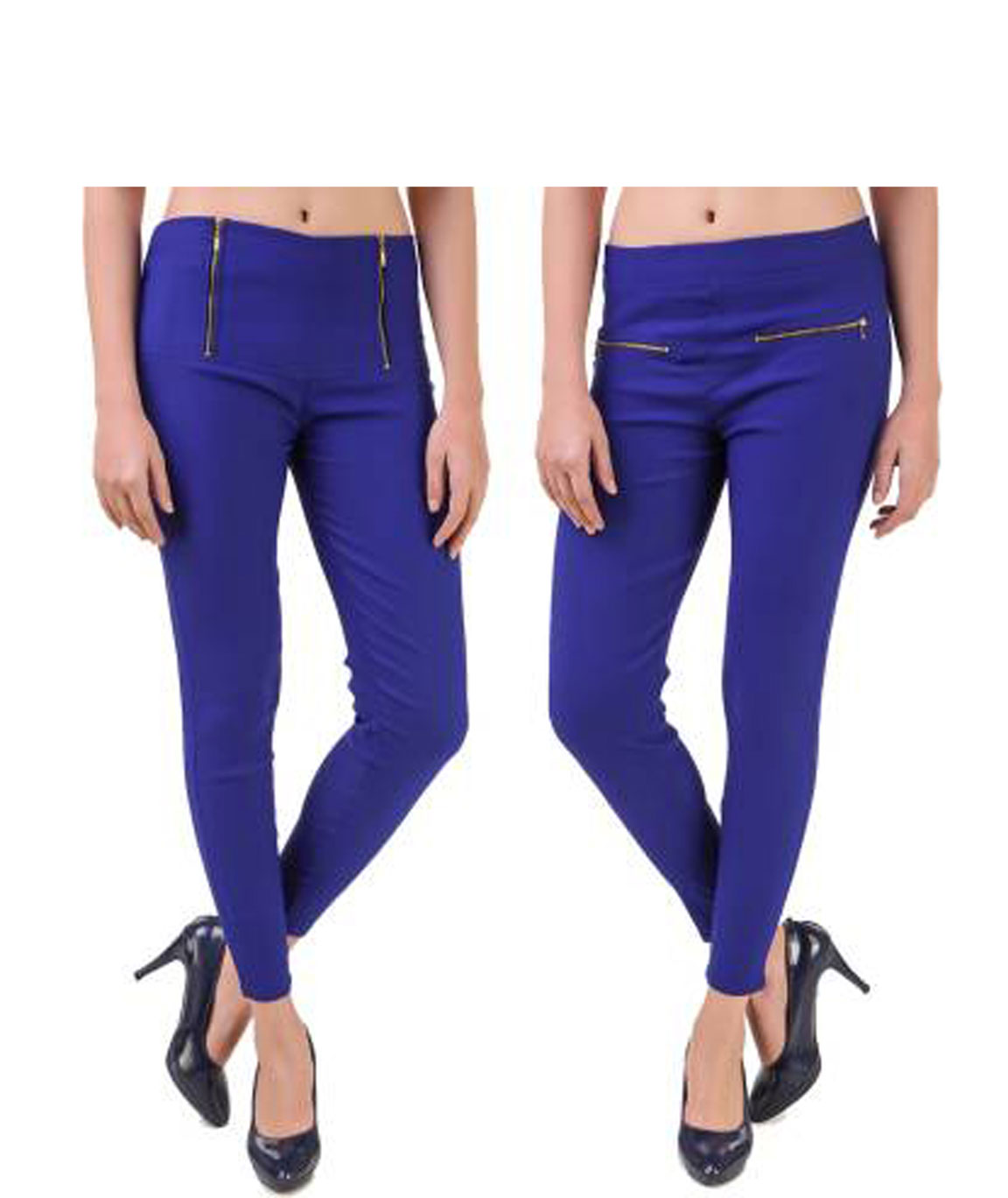I KING JEGGING  (ROYAL BLUE)