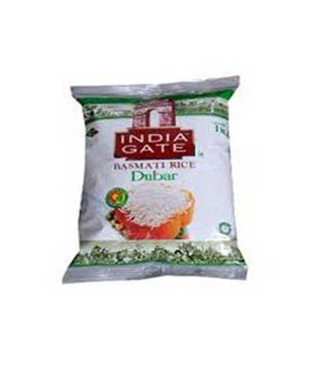 India Gate Basmati Rice Dubar, 1kg