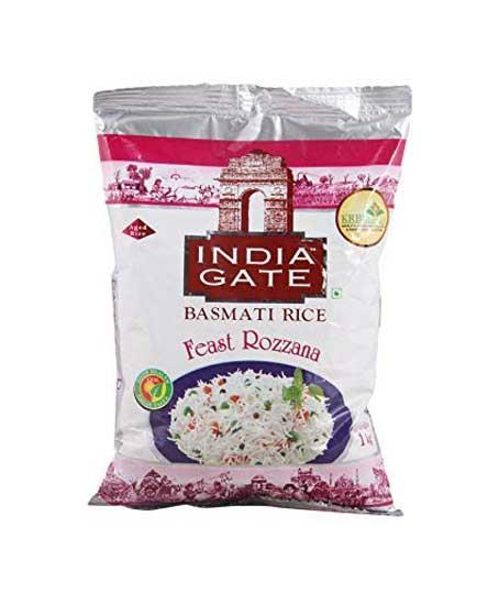 India Gate Basmati Rice Rozana (1 Kg)