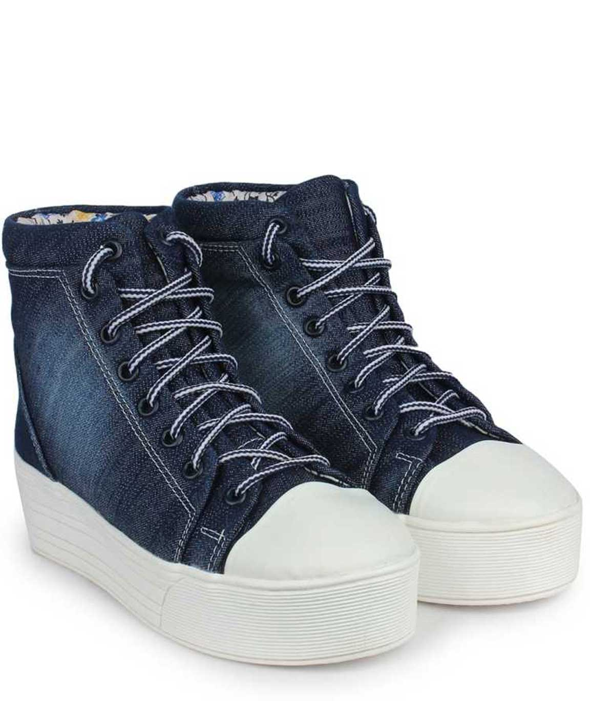 JEANS BOOT FOR WOMEN