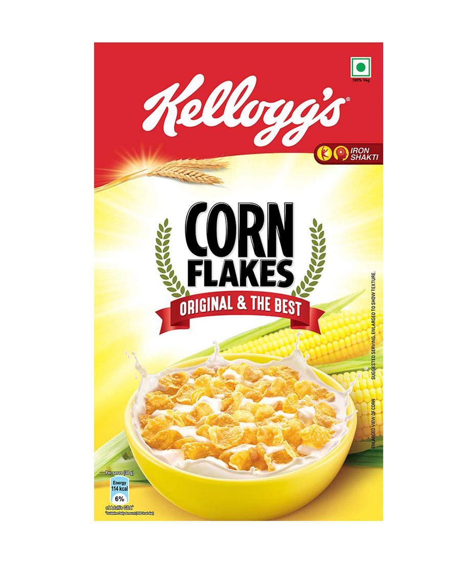 Kelloggs Corn Flakes, 100 gm