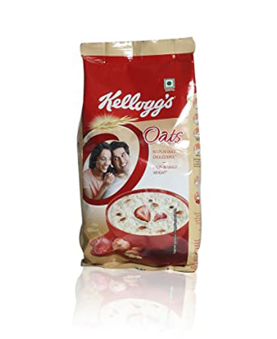 Kelloggs Oats - Heart to Heart, 200 gm Pouch