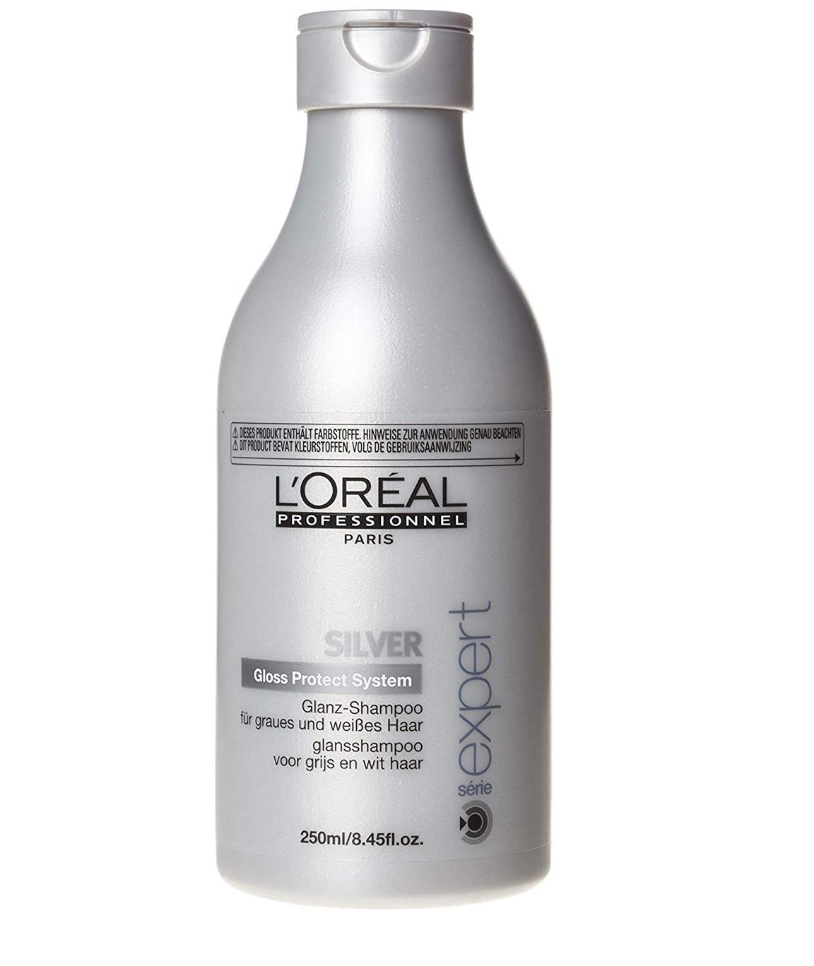 L`Oreal Paris Homme Fiber Boost Shampoo, 250ml/8.45oz