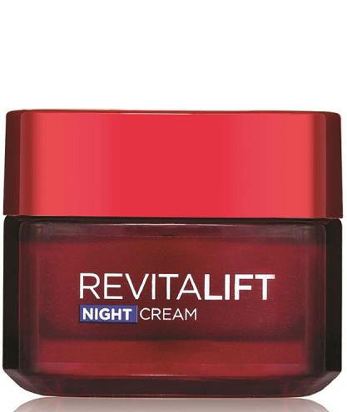 L`Oreal Paris Revitalift Night Cream, 50ml