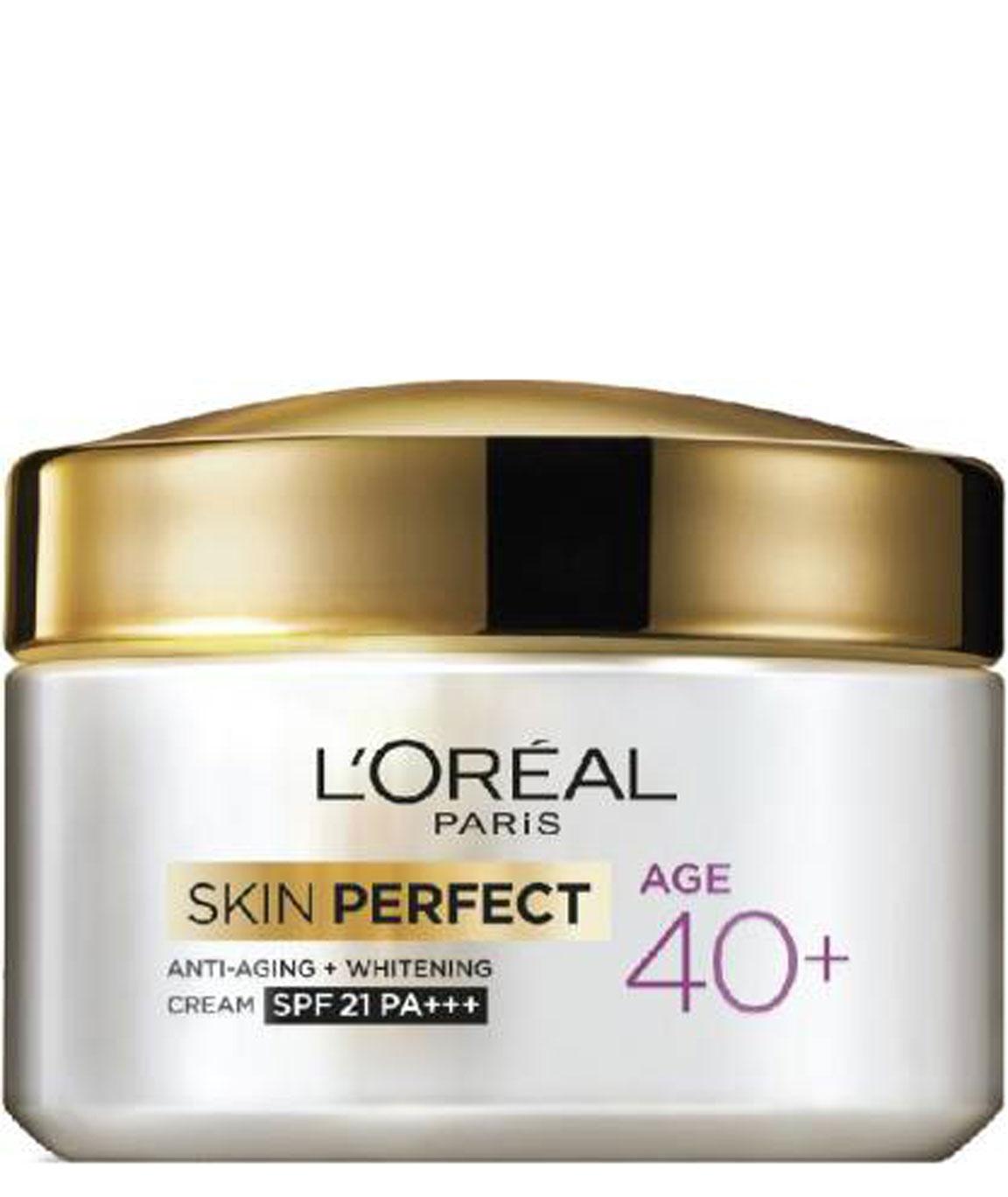 L`Oreal Paris Skin Perfect 40+ Anti-Aging Cream, 50g